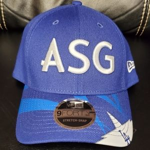 NWT NEW ERA ASG LOS ANGELES DODGERS CAP